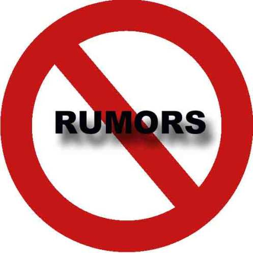 no-rumors